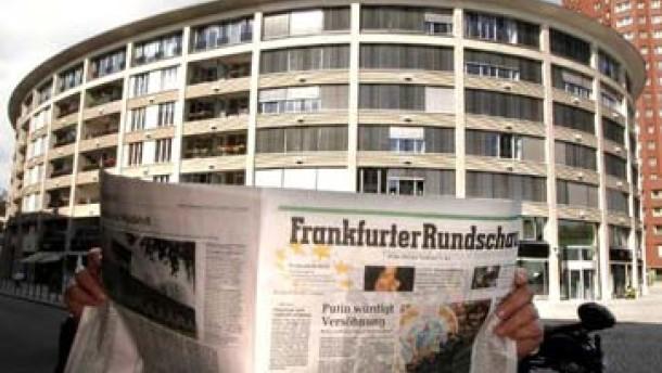 """DuMont Schauberg erwirbt Mehrheit der """"Frankfurter Rundschau"""""""