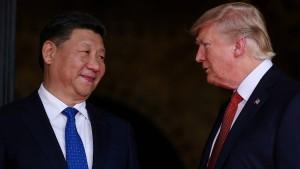 Die Angst vor Chinas ehrgeizigen Plänen