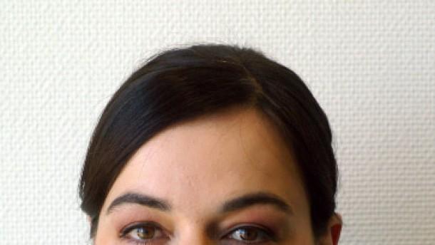 Buchautorin Katja Kullmann