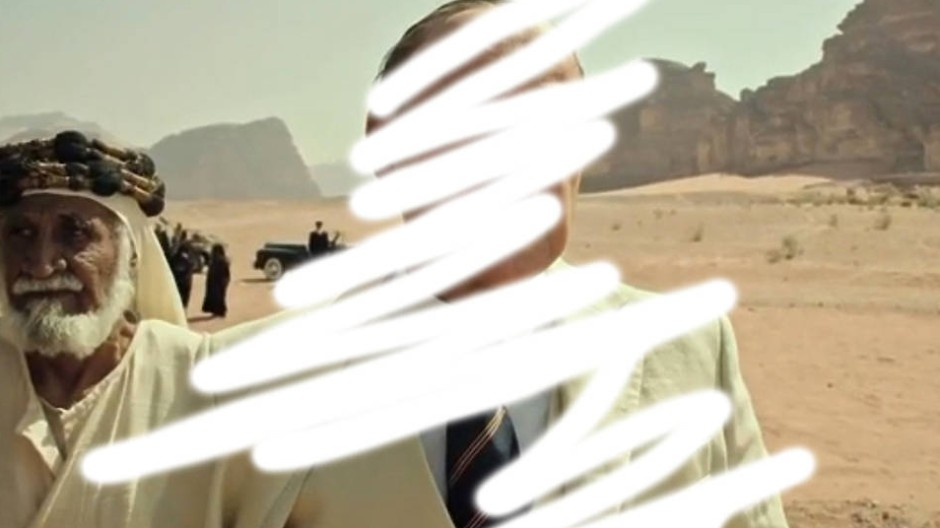 """Szene aus dem Trailer für """"All the Money in the World"""" von Ridley Scott auf IMDb - Bearbeitung F.A.S."""