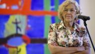 Wie sich Madrids Bürgermeisterin gegen die Presse wehrt