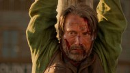 "Mads Mikkelsen als Schmerzensmann in Kristian Levrings Western ""The Salvation"""