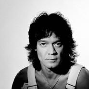 """""""Selbst wenn ich mal schlecht spiele, gibt es Komplimente. Es ist frustrierend.""""  - Eddie Van Halen hat's schwer."""