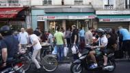 Muslims im Pariser Alltag: Aber an ihm orientieren sich die Scharfmacher gerade nicht