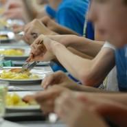 Mahlzeit: Mittagessen im Immanuel-Kant-Gymnasiums in Leinfelden-Echterdingen