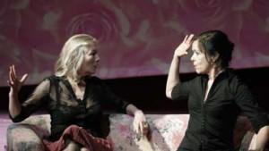 Königinnendrama: Luc Bondy inszeniert Botho Strauß