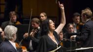 Eine Mischung aus Flintenweib und Schnapsdrossel: Mezzosopranistin Iris Vermillion
