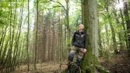 """Peter Wohlleben, Hüter des Waldes und Kenner des """"Wood Wide Web"""""""