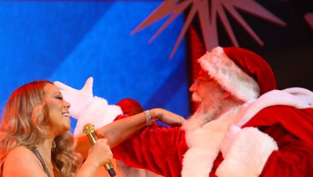 Stars feiern Weihnachtsklassiker von Mariah Carey