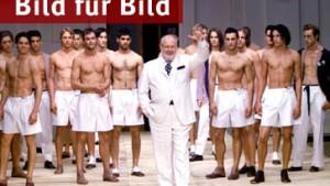 Dandy-Look der Weltkulturen - Herrenmode 2003