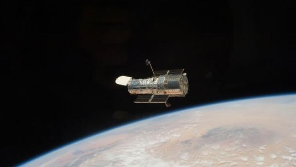 Wo geht's denn hier zum Weltraum?