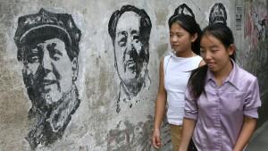 Steht China vor  einer Revolution?