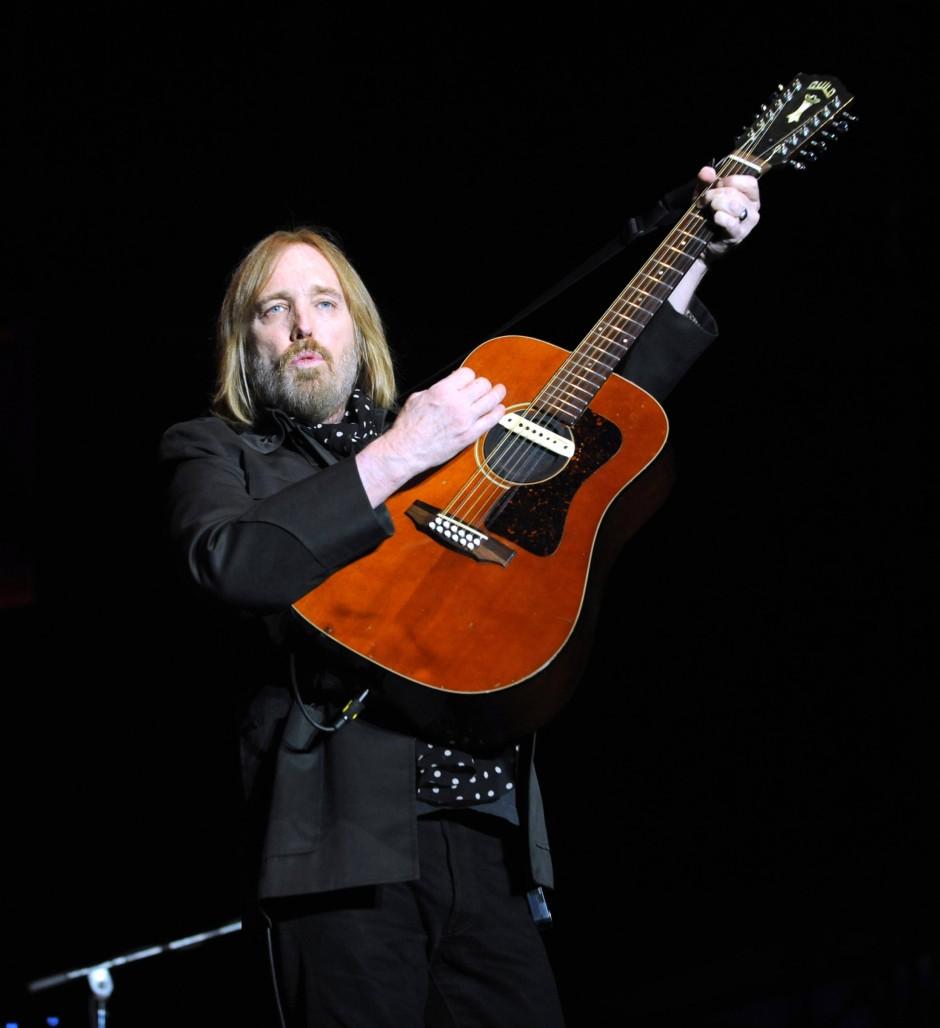 Sechs Rocker und ein Chef: Tom Petty