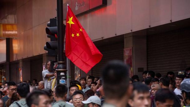 Der Streit an den Hongkonger Küchentischen