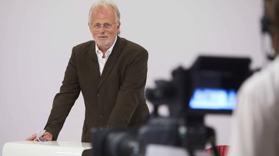 Hubert Winkels, ehemaliger Jurypräsident beim Bachmannpreis-Wettbewerb, hielt am 2021 die dortige Rede zur Literatur