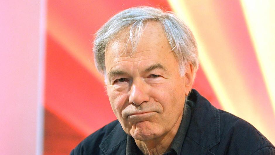 Dieter Kühn im Oktober 2009 in Frankfurt am Main
