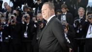 Auf ihn war immer Verlass, nun hat er sich erst einmal selbst beurlaubt: Filmproduzent Harvey Weinstein.