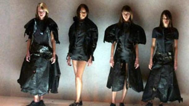 Sprungbrett für Talente: London Fashion Week