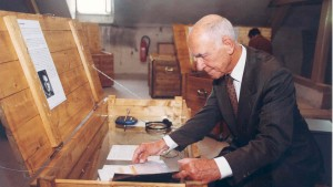 Die Schicksalskisten von Buchenwald