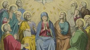 Das Pfingstwunder als Herausforderung für Komponisten