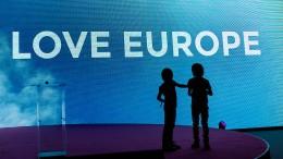 Was das Wichtige an der Europawahl ist