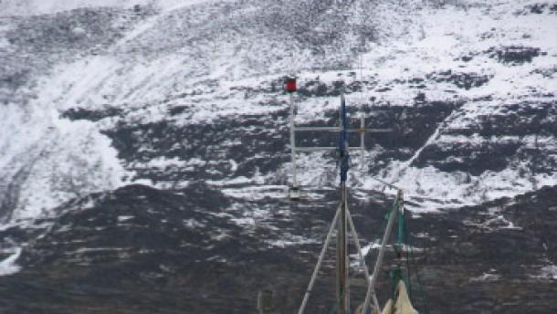 Eine Nation probt die Eskimo-Rolle