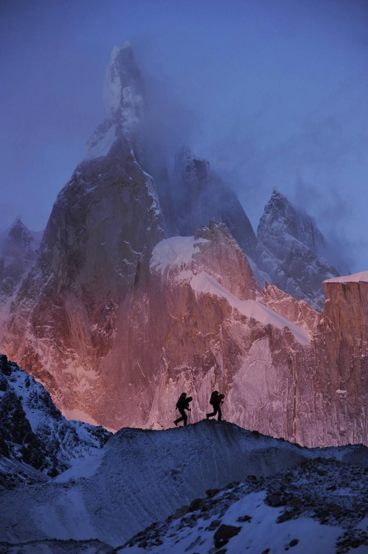 """Bis ans Ende der Welt: Servus TV setzt auf Heimatgefühle, zeigt in """"Bergwelten Spezial"""" aber auch Patagonien."""