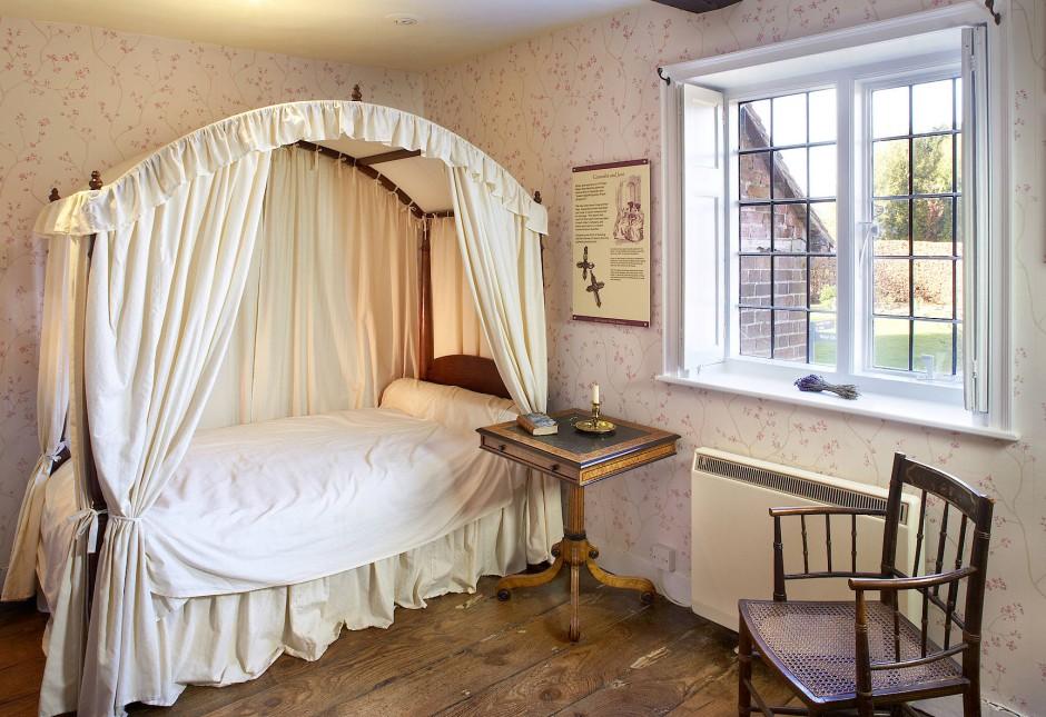 Da selbständiges Wohnen für ledige Frauen keine Option war, zog Jane Austen ihr Leben lang der Familie hinterher.