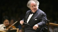James Levine mit dem Boston Symphony Orchestra im Jahr 2006