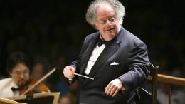 Metropolitan Opera verklagt Dirigenten Levine