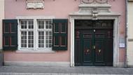 Das Beethovenhaus in Bonn veranstaltet die Beethovenwoche. Die Konzerte sind im Nachbarhaus.