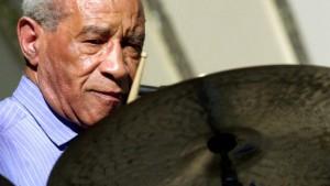 Jazz-Musiker Max Roach gestorben