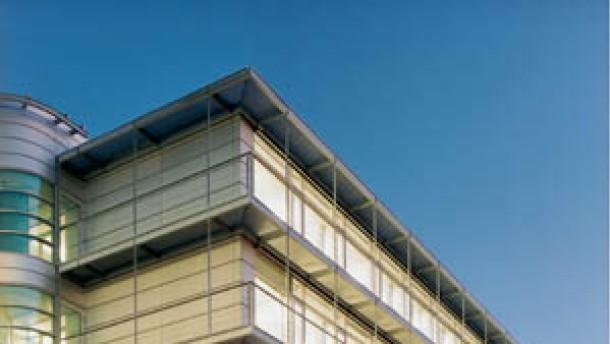 Auffallen mit weniger Design - neue Trends in der Architektur für Bürobauten