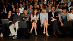 Die Macht der Modeblogger