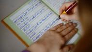 Schreibst du noch, oder tippst du schon?