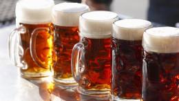 Mehr deutsche Brauereien unter den größten der Welt
