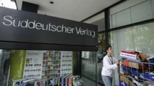 Besitzer dürfen Süddeutsche zum Verkauf anbieten