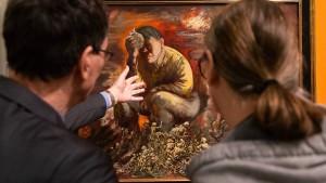 Deutsches Historisches Museum erwirbt George Grosz' Gemälde