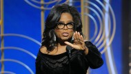 Glaubt an die Kraft des Kosmos: Oprah Winfrey.
