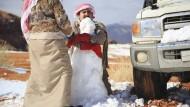 Salafist verbietet Schneemänner