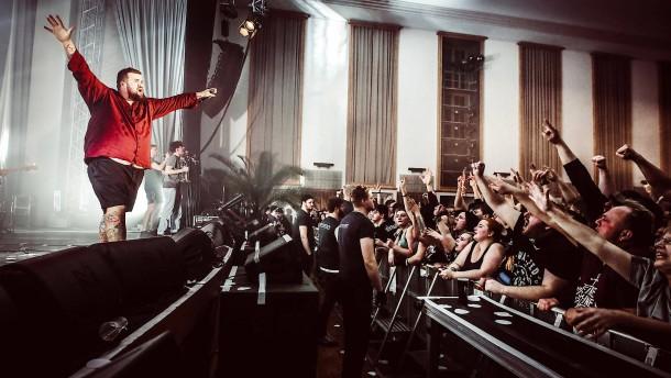 Konzert im Brauhaus Dessau kommt ins Fernsehen