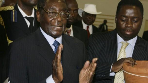 Wahlkommission bestätigt Niederlage von Mugabe-Partei