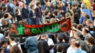 Der Protest gegen das Hadopi hat sich von der Straße ins Netz verlagert