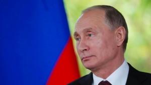 Russlands Agenten-Regelung für ausländische Medien in Kraft