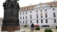 Hauptgebäude der Universität Greisfswald