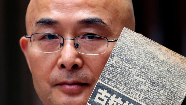 "Respekt für den ""Glatzkopf"" Liao Yiwu"