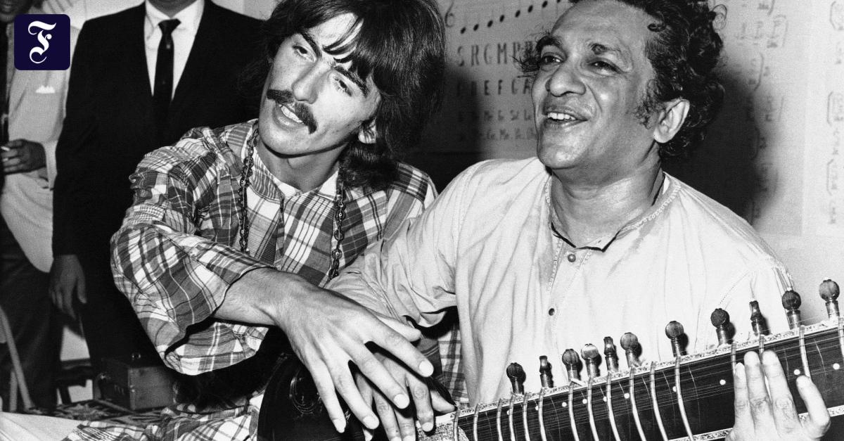 Ravi Shankar zum Hundertsten: Der Sonnengott