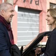 Bitte lächeln: Dietmar Bär und Ursina Lardi als harmonisches Duett