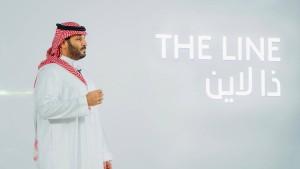 Saudi-Arabien will neue Stadt bauen