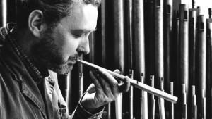 Eine Orgel für die Scheune in Schottland
